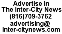 Advertise in the Inter-City News